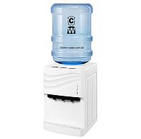 Кулер для води з нагріванням і охолодженням ViO X903-TE White