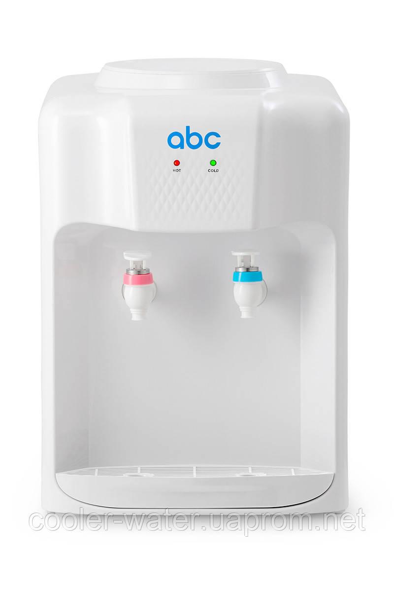 Кулер для воды с нагревом и охлаждением ABC D270E White