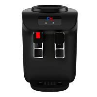 Кулер для воды с нагревом и охлаждением Cooper&Hunter CH-D65EN Black