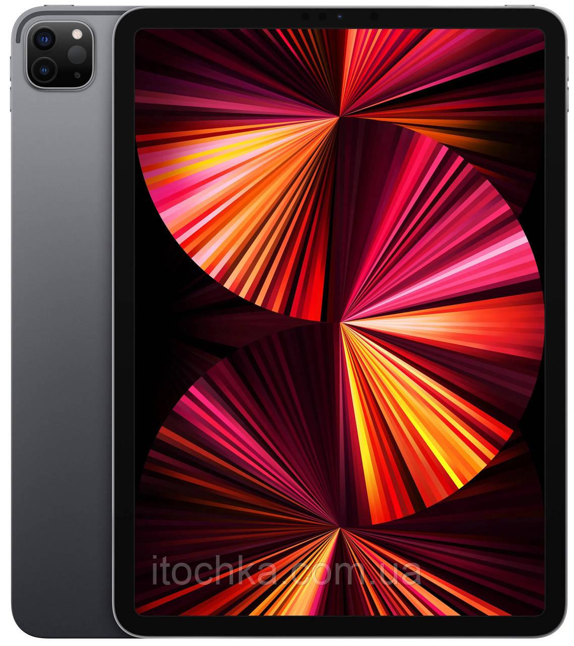 """Apple iPad Pro 11"""" 128GB M1 Wi-Fi Space Gray (MHQR3) 2021"""
