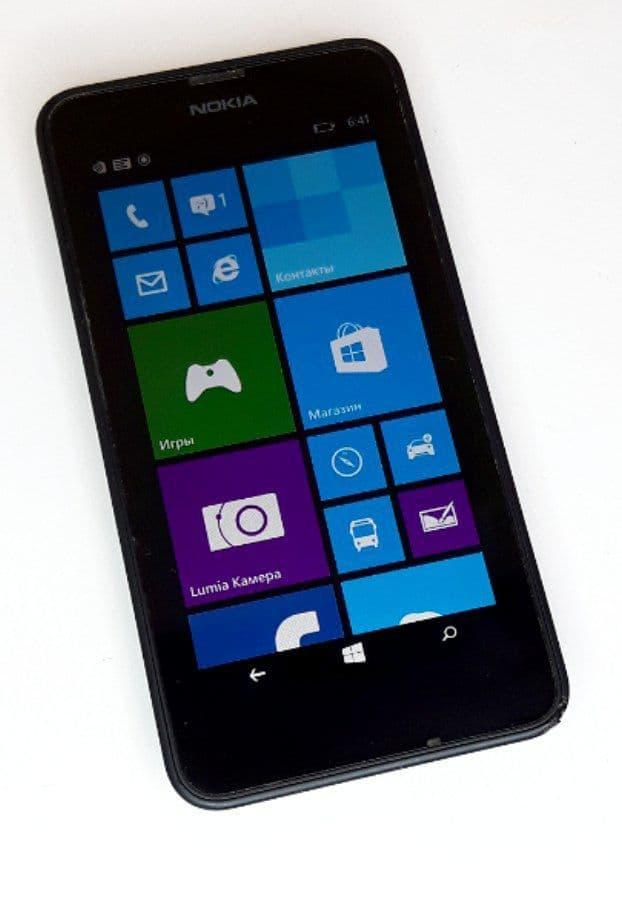 Смартфон Nokia 635 Lumia RM-974 б.у