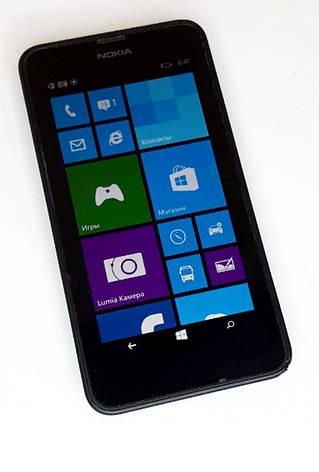 Смартфон Nokia 635 Lumia RM-974 б.у, фото 2