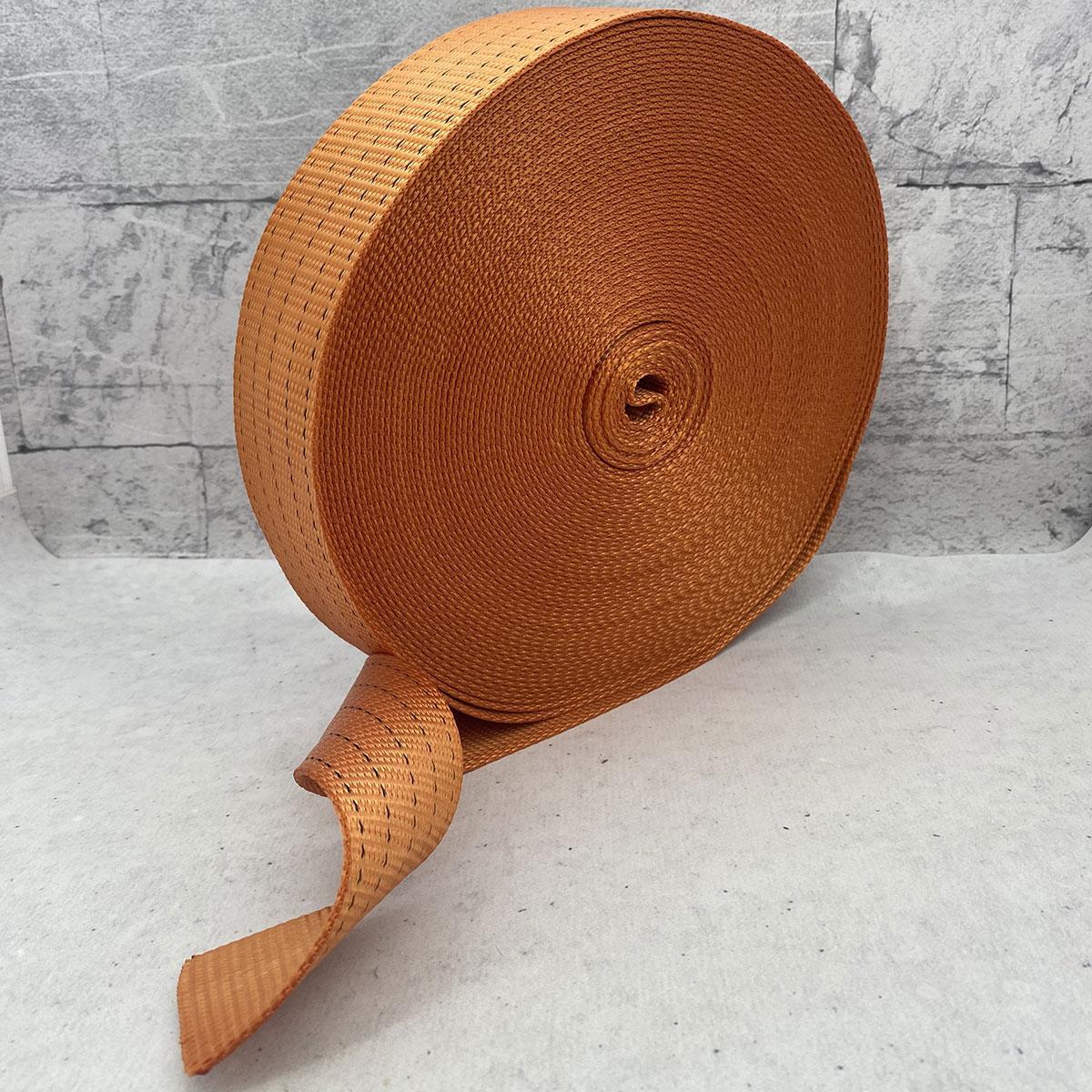 Тесьма буксировочная для стяжных ремней 5 т 50 мм 25 м
