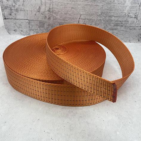Тесьма буксировочная для стяжных ремней 5 т 50 мм 25 м, фото 2
