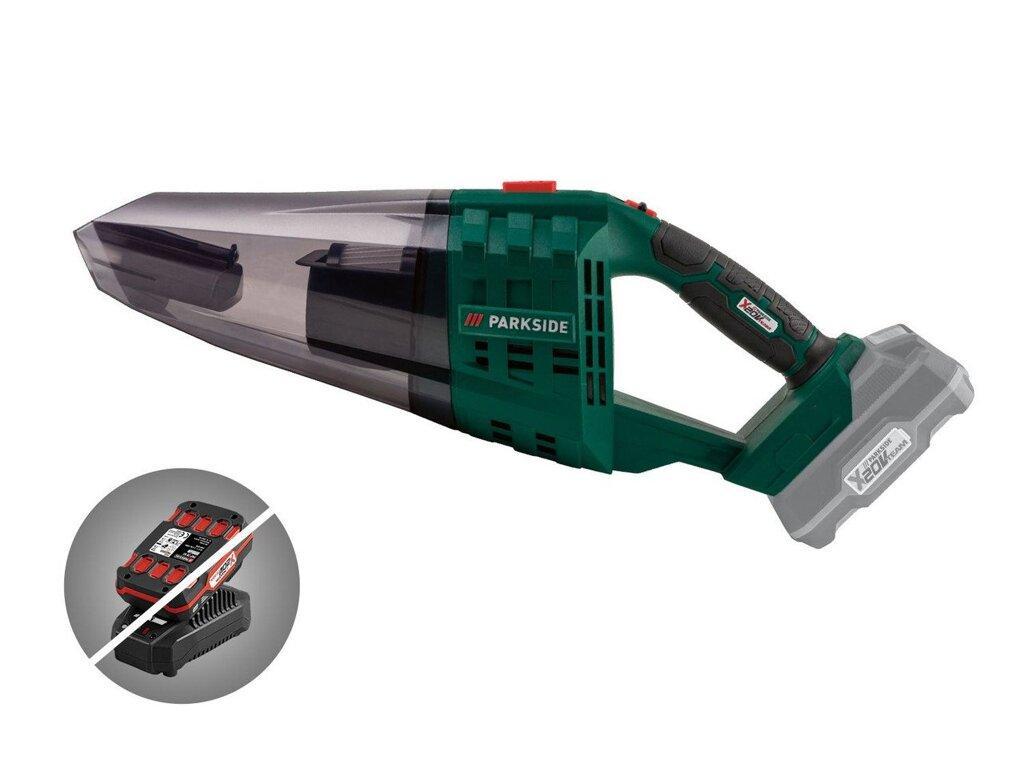 Пылесос Parkside PHSSA 20-Li A1 без аккумулятора и зарядного устройства