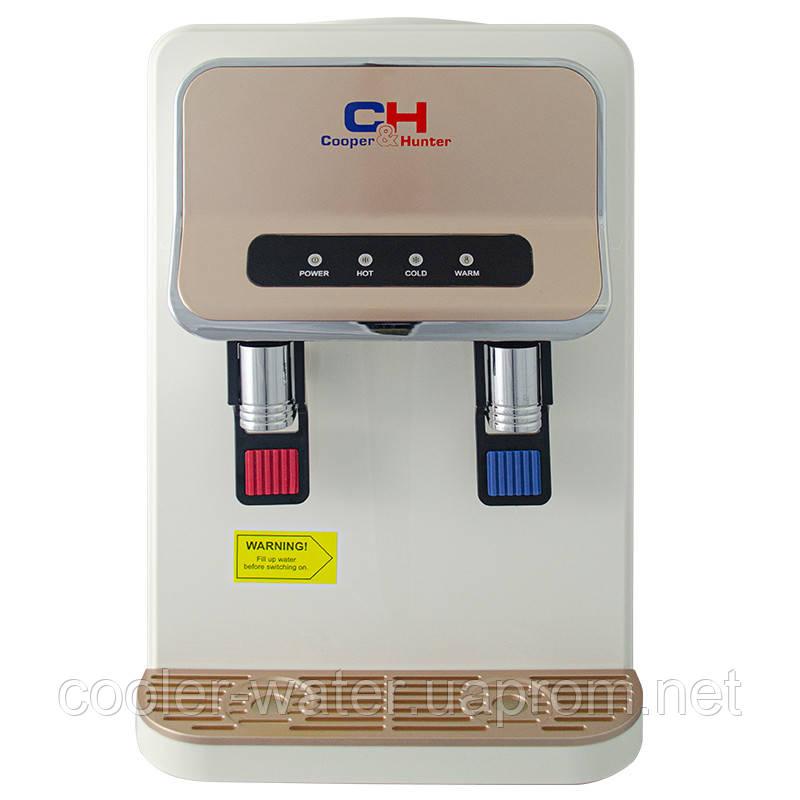 Кулер для води з нагріванням і охолодженням Cooper & Hunter CH-D115EG