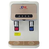 Кулер для води з нагріванням і охолодженням Cooper & Hunter CH-D115EG, фото 1