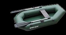 Надувна гребний човен Cayman C210L