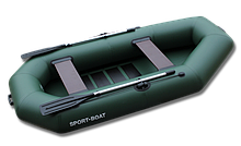 Надувна гребний човен Cayman C280LS