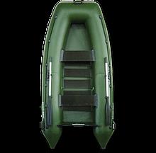 Надувная лодка под мотор c килевым днищем серия ALPHA  А 310 LS