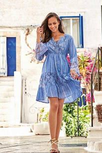 Платье-туника Iconique IC21-073 M (Женские платья)