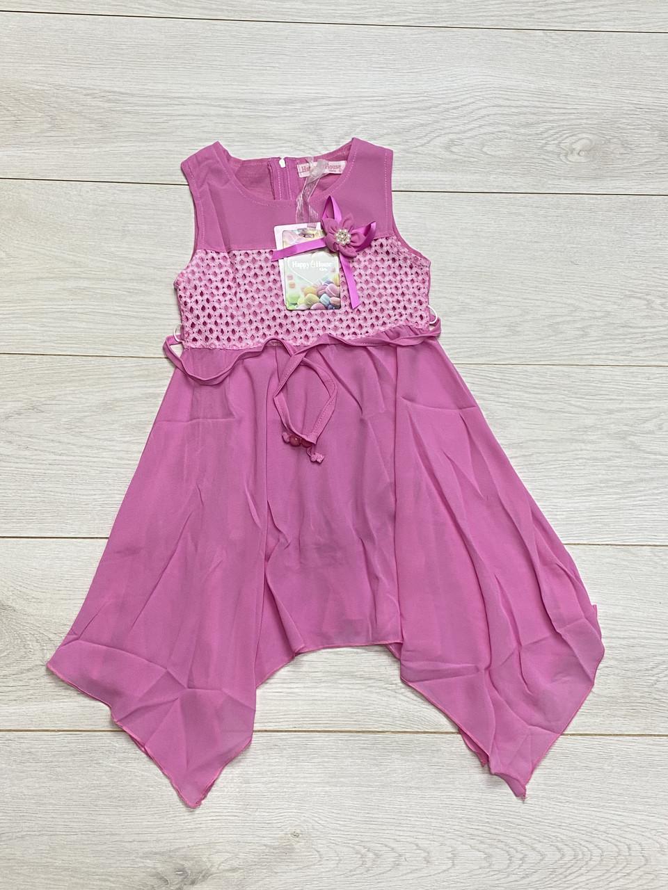 Шифонова сукня для дівчаток. 4 - року.