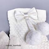 Шкарпетки дів. Молочний 0389 Туреччина 2-3(р), фото 2