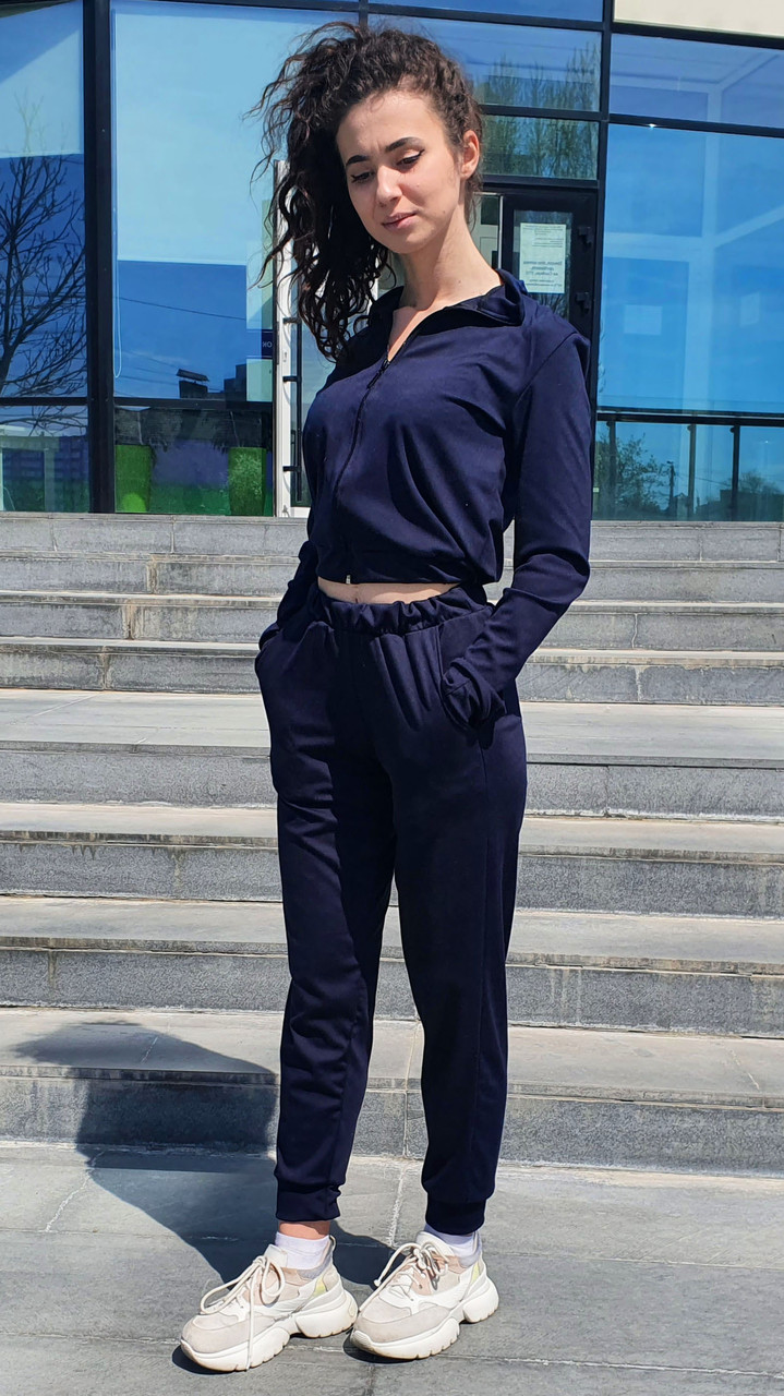 Жіночий спортивний костюм Elastik
