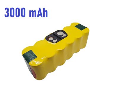 АКБ KNF X Life для iRobot Roomba 500 / 600 / 700 / 800 / 900 серии 3000mAh 14.4 V / 14 Вольт, 3 Ah