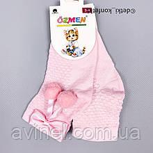 Носки для девочки Розовые Турция 2-3 (р)