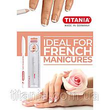 Карандаш для французского маникюра TITANIA art.1026