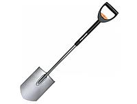Телескопическая штыковая лопата Fiskars SmartFit 131300 (1001567)