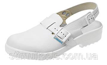 Взуття з залізними вставками, з металевим підноском Abeba (оригінал)
