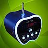 Портативная акустическая система (Mini Speaker) WS-758 с MP3-плеером и FM-радиоприемником