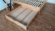 Ящик на коліщатах з натурального дерева (120х120 див.) від виробника