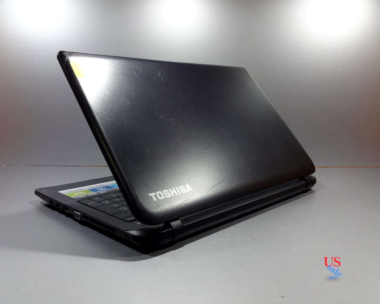 Ноутбук Toshiba Satellite C55-B5270 15,6″, Intel Pentium N3530 2.16Ghz, 8Gb DDR3, 750Gb. Гарантия!