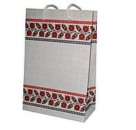Пакет подарочный  орнамент