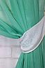"""Комплект готовых штор """"Диво"""" с подхватами, 3 шторы + 2 подхвата. Есть все цвета комплектов готовых штор, фото 2"""
