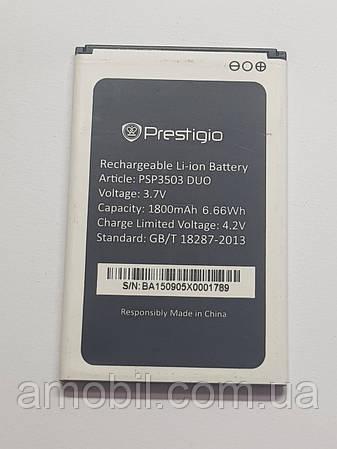 Аккумулятор Prestigio PSP3503 DUO orig б.у