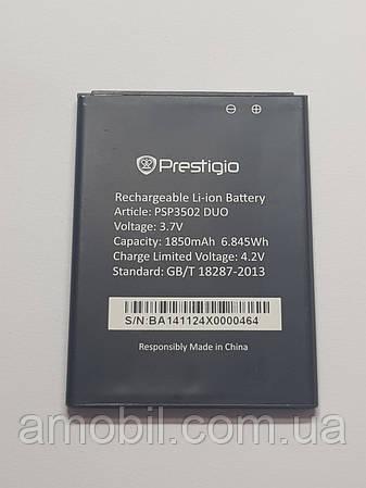 Аккумулятор Prestigio PSP3502 DUO orig б.у