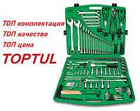 Профессиональный набор инструмента на 130 ед. - ТОП-набор от TOPTUL (GCAI130T)