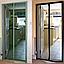 Москитная сетка Magic Mesh на Дверь окно балкон от Комаров Мух Бабочек Антимоскитная штора москитный Магик меш, фото 9