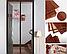 Москітна сітка Magic Mesh на Двері вікно балкон від Комарів, Мух Метеликів Антимоскітна штора москітний Магік меш, фото 2