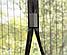 Москітна сітка Magic Mesh на Двері вікно балкон від Комарів, Мух Метеликів Антимоскітна штора москітний Магік меш, фото 3