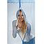 Москитная сетка Magic Mesh на Дверь окно балкон от Комаров Мух Бабочек Антимоскитная штора москитный Магик меш, фото 6