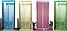 Москітна сітка Magic Mesh на Двері вікно балкон від Комарів, Мух Метеликів Антимоскітна штора москітний Магік меш, фото 7