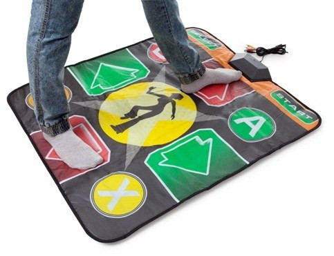 Танцювальний килимок X-treme Dance Pad