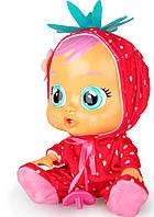 Cry Babies ОРИГИНАЛ Интерактивная Кукла плакса Тутти Фрутти IMC Toys Ella Doll Элла плачет пахнет клубникой
