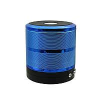Стильная портативная колонка-плеер WS-887 Bluetooth Speaker с FM-тюнером, фото 1