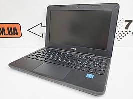 """Нетбук Dell Chromebook 3180, 11.6"""", Intel Celeron N3060 2x2.48GHz, RAM 4ГБ, eMMC Flash 16ГБ"""