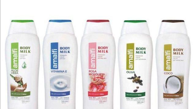 Новинка! Молочко для тела Amalfi!