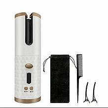 Бездротовий стайлер для завивки і укладання Ramindong Hair curler RD-060   Автоматична плойка   Автобигуди