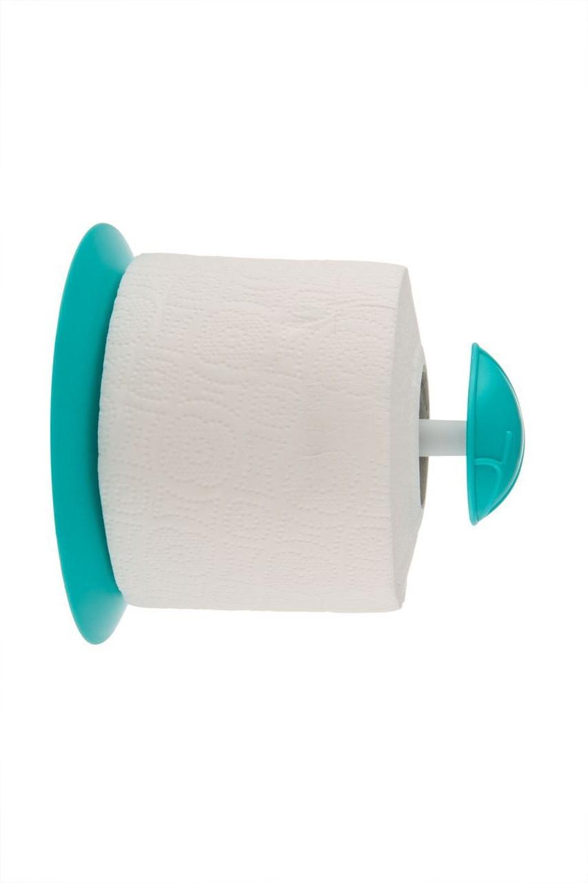 Тримач для туалетного паперу Есо бірюза (АС 34837000)