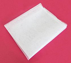 Москитная сетка на окна белая 1.5х1.3 м, антимоскитная сетка на липучке | антимоскітна сітка на вікно