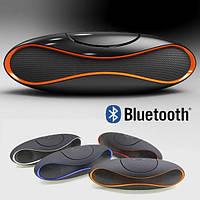 Портативная Bluetooth колонка AU-BTK1015 (Z-169), X6, фото 1