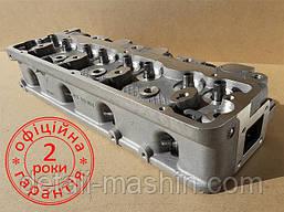 Головка блоку ГАЗ двигун УМЗ-4216 інжектор (під АІ-92) без клапанів (ДК)