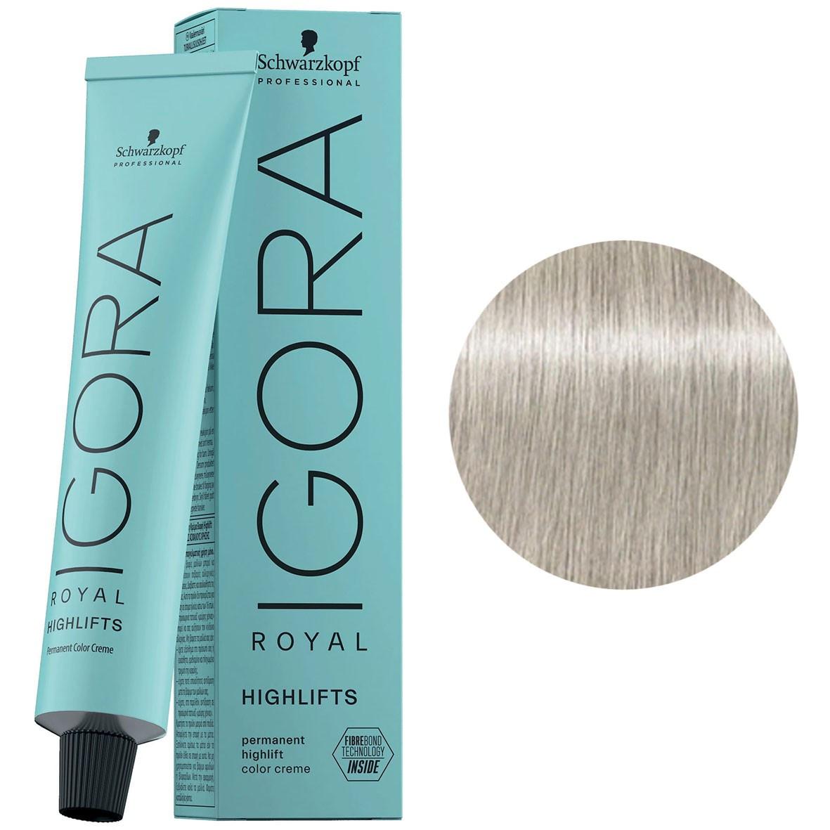 Краска для волос 12-11 Schwarzkopf Igora Royal специальный блондин экстра сандре 60 мл