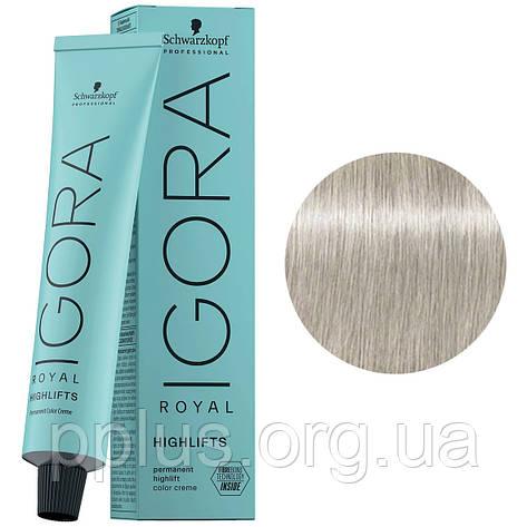 Краска для волос 12-11 Schwarzkopf Igora Royal специальный блондин экстра сандре 60 мл, фото 2