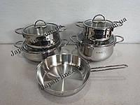 Набор кухонной посуды O.M.S. Collection 1024-S 9 пр