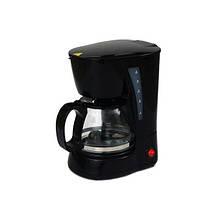 Кофеварка, электрическая, капельного типа, Domotec, MS-0707, с чашей и мерной ложкой